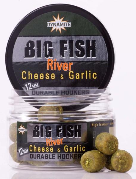 Dynamite Baits B.F.R. Durable Hookers Cheese-Garlic 12mm