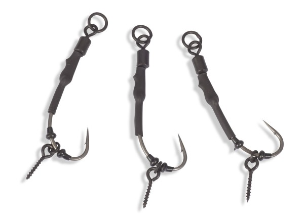 Anaconda Piercer Ronnie Rig Curve Shank Micro Barb 6