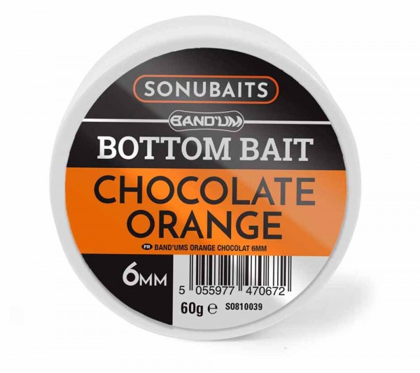 Sonubaits Bandums Chocolate Orange 6mm