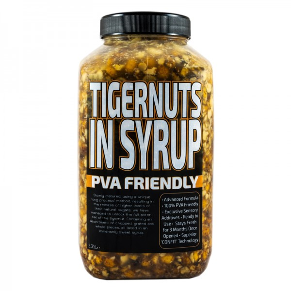 Munch Baits Tigernuts in Syrup 3,00l