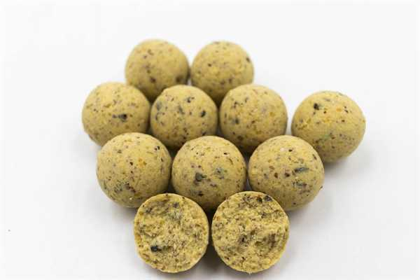 AngelHAACK Budget Range Toffee Nutty Cream Boilie 20mm 5kg