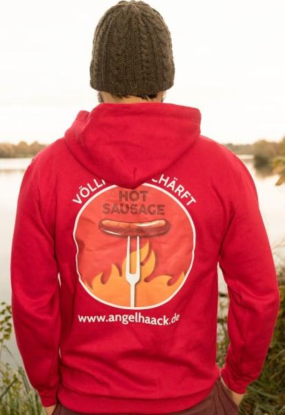 AngelHAACK Hoodie Hot Red