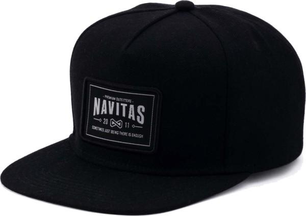 Navitas NWCA4319 MFG Snapback black/camo