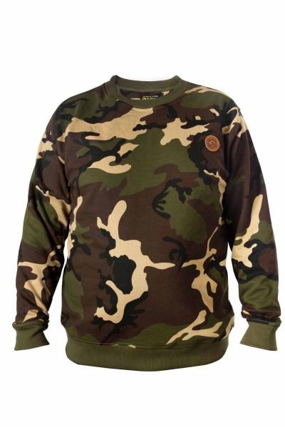 Avid Carp Sweatshirt - Camouflage