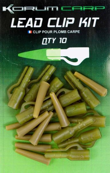 Korum Lead Clip Kit