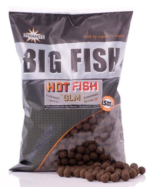 Dynamite Baits Hot Fish & GLM 1,8kg 15mm