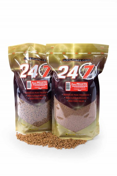 Sonubaits 24-7 Feed Pellets