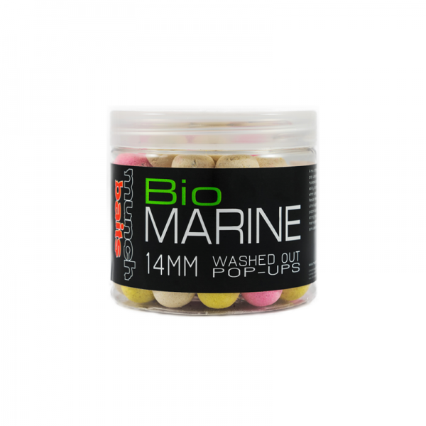 Munch Baits Bio Marine Washed Out Pop Ups 18mm