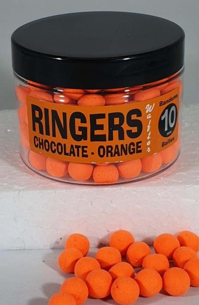 Ringers Chocolat Orange Wafter 10mm 70g