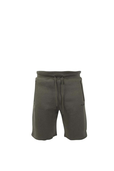 Avid Carp Green Jogger Shorts L