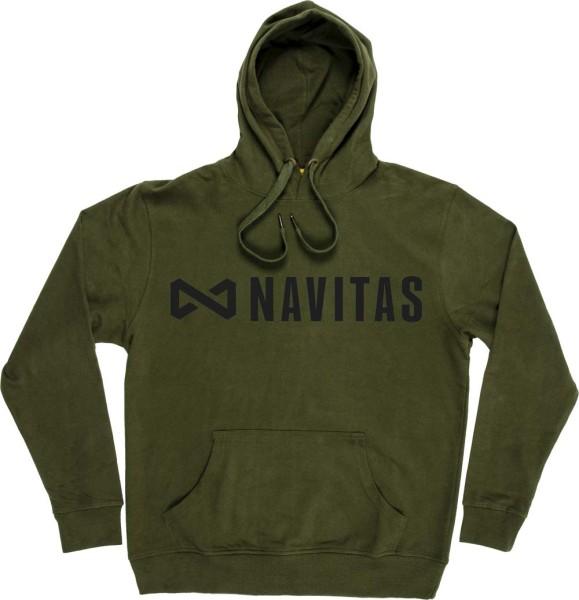 Navitas NTTH4605 CORE Hoody green Gr.3XL