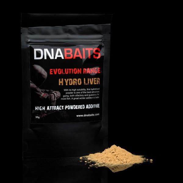 DNA Baits Evo Additives Liver Hydro 50g