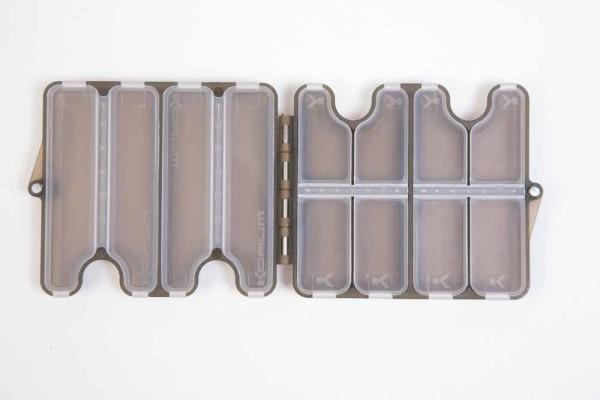 Korum K.I.T.M Clamshell Box 12 Compartment