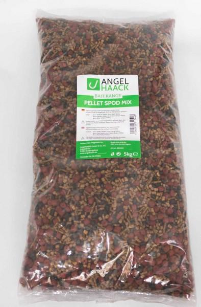 AngelHAACK Bait Range Pellet Spod Mix 5kg