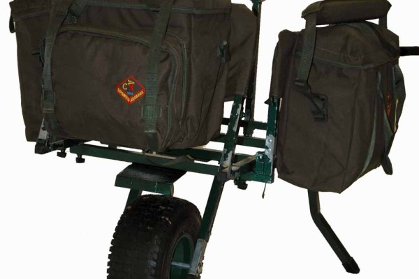 Cotswold Aquarius Green Porta Front Pannier + Bucket