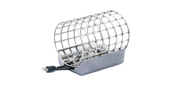 Matrix Stainless Steel Cage Feeder Large 80g (40mm x 30mm)