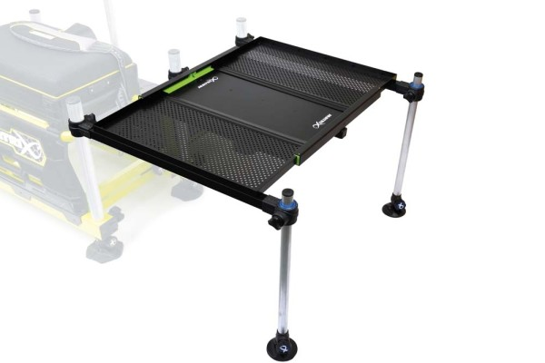 Matrix XL Extendable Side Tray mit Zusatzbeinen