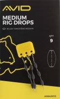 Avid Carp Outline Medium Rig Drops
