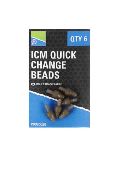Preston ICM In-Line Quick Change Bead