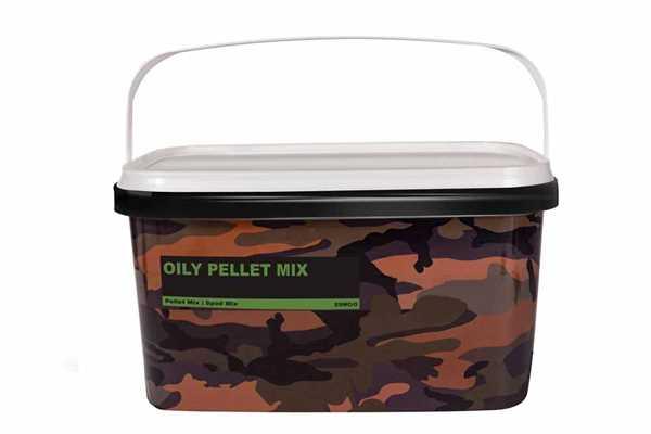 Sonubaits Spod Mix Oily Pellet