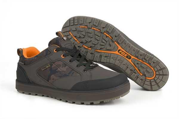 Fox Chunk Camo Shoe Size 10 / 44