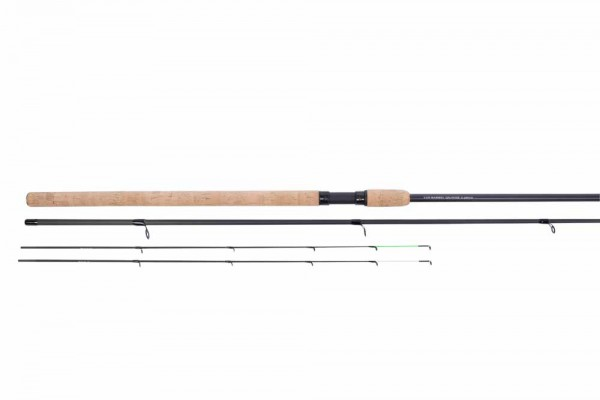 Korum Barbel Quiver Rod 12ft - 2pc With 2 Tips
