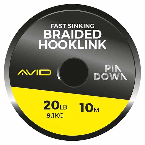 Avid Carp Pin Down Hooklink 20lb