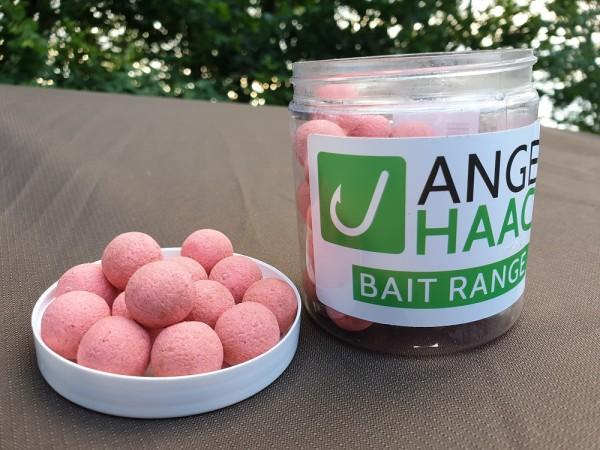 AngelHAACK Nut Cracker Pop Ups Washed Out Pink 15mm 100g