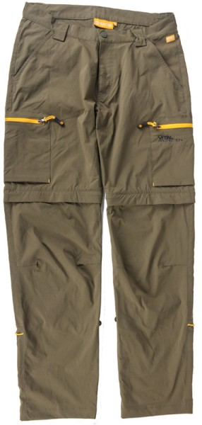 Navitas Explorer Zip Off Combat Trousers Gr. XL