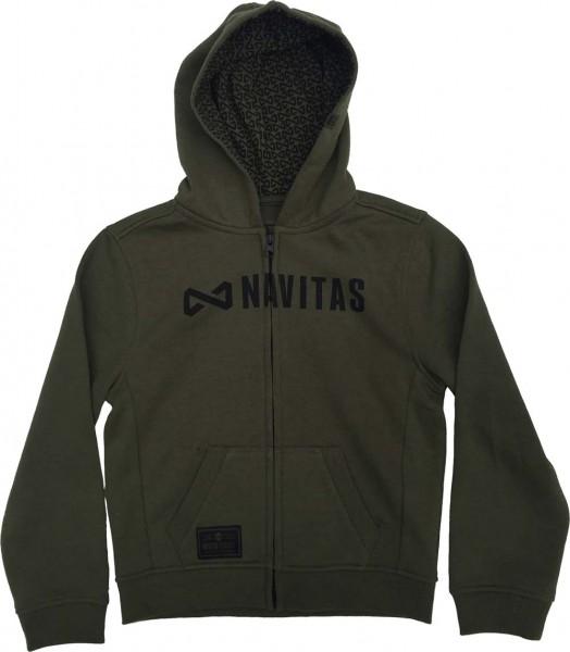 Navitas NTKC4501 Kids Zip Hoody Age 11-12