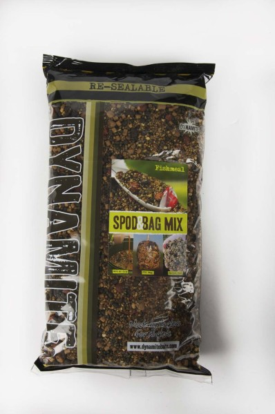 Dynamite Baits Spod Bag Mix Fishmeal 2kg