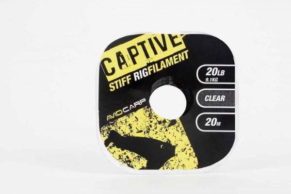 Avid Carp Captive Stiff Rig Filament