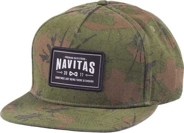 Navitas NWCA4303 MFG Snapback camo
