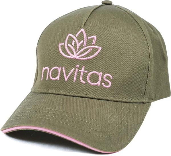 Navitas NTCA4322 Womens Baseball Cap Green