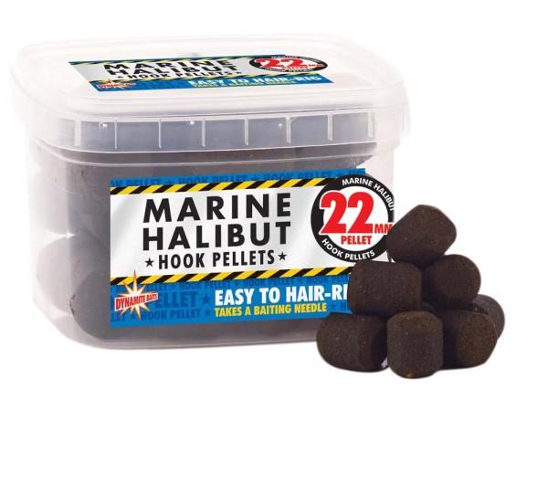 Dynamite Baits Marine Halibut Hook Pellet 22mm