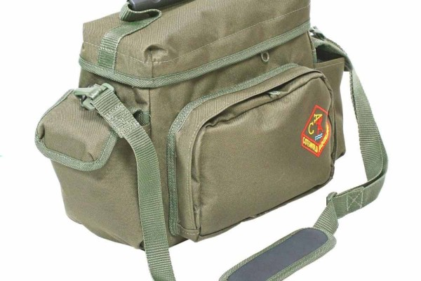 Cotswold Aquarius Green Deluxe Camera Bag