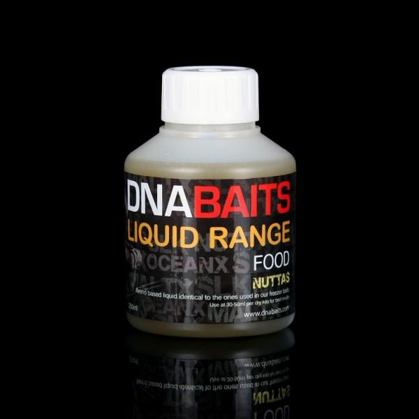 DNA Baits Liquid Food Nutta-S 250ml