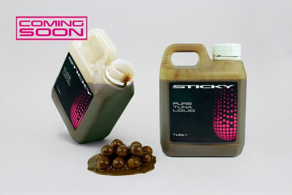 Sticky Baits Pure Tuna Liquid 1l