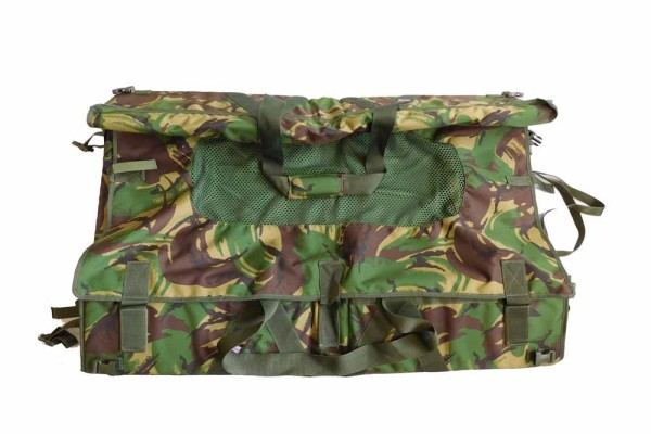 Cotswold Aquarius Camo Flat Pack Cradle Mat Rigid MK2