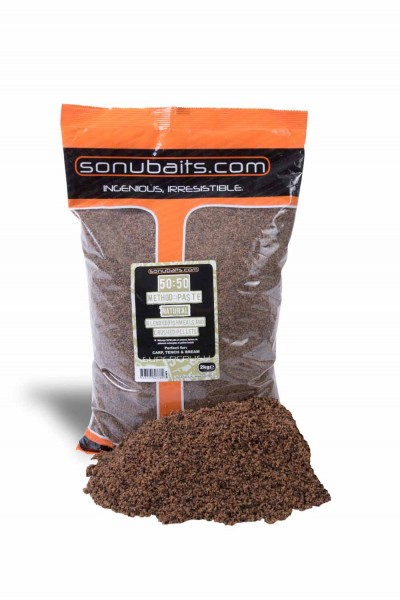 Sonubaits 50:50 Method and Paste Natural (2kg)