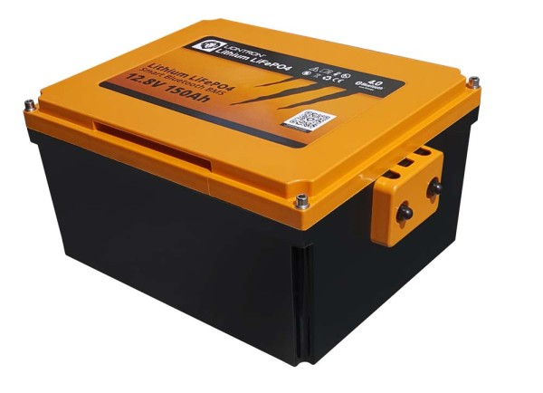 Liontron LiFePO4 12,8V 150Ah Wohnmobil-Untersitz-Batterie LX Smart BMS mit Bluetooth
