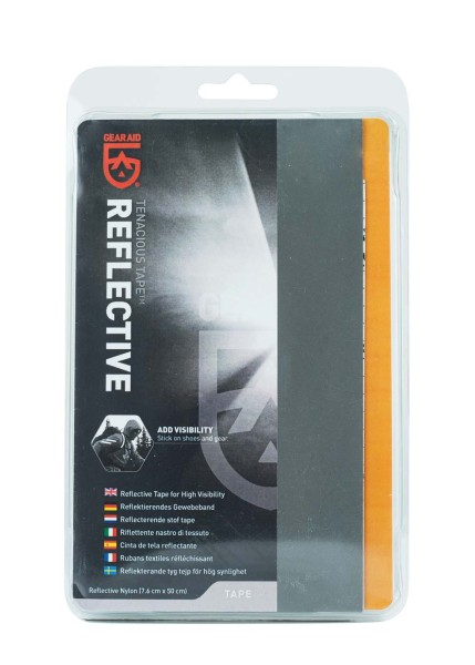 Gear Aid Reflective Fabric Tape 7,6cmx50cm