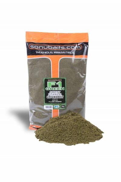 Sonubaits F1 Green (2kg)