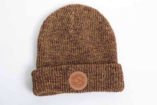 Avid Carp Beanie Hat - Mustard