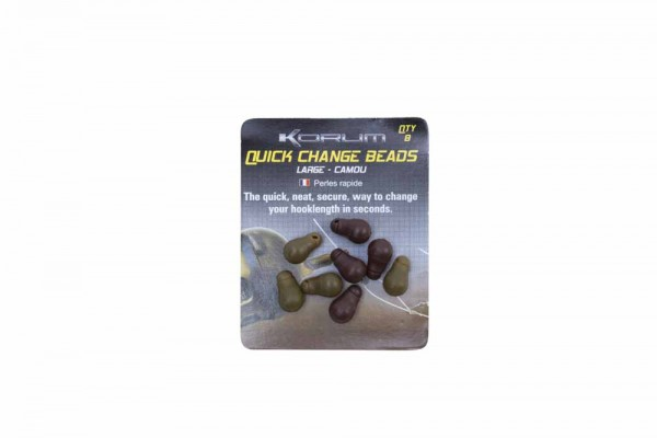 Korum Quick Change Beads
