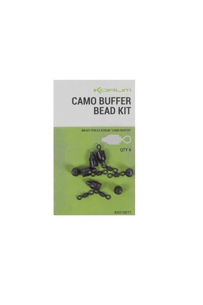 Korum Camo Buffer Bead Kit