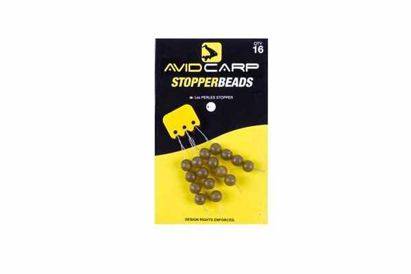 Avid Carp Stopper Beads