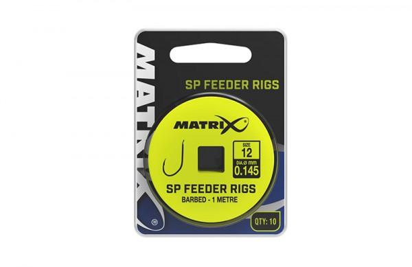 Matrix 1m SP Feeder Rigs 12/0.145