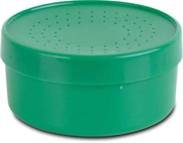 Sänger Wurmdose - DM 8,5 cm - grün