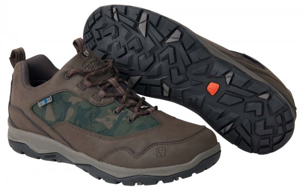 Fox Chunk Khaki Shoe 12 / 46